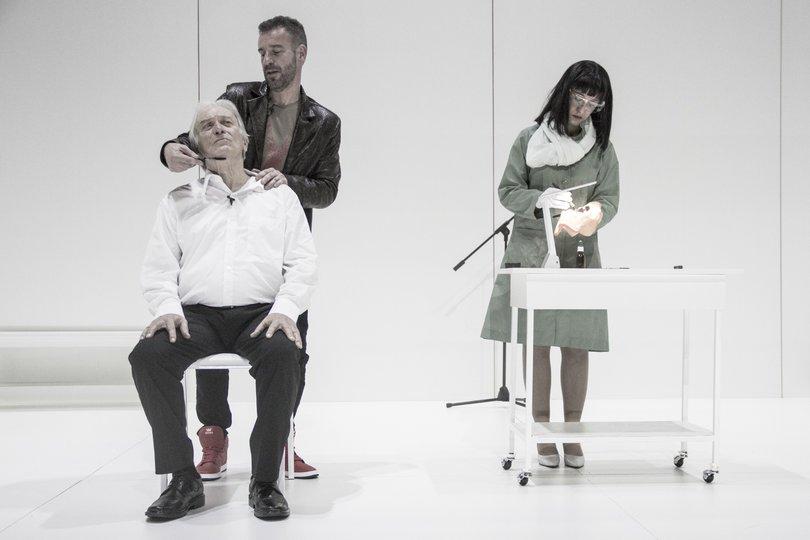 Image 2 in the gallery of the show El Bramido de Düsseldorf