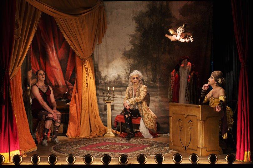Galería de imágenes 3: Representación nocturna del Marqués de Sebregondi