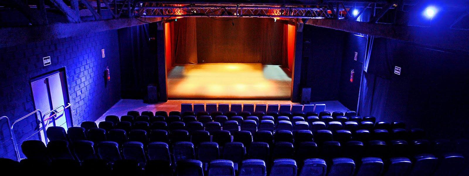 Sala Russafa, localització per a la representació d'espectacles