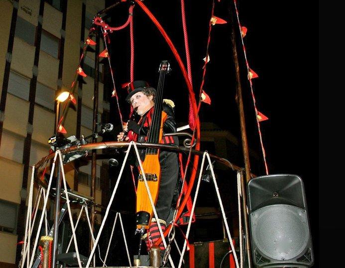 Bilder Gallerie 1: Klez 80 circus