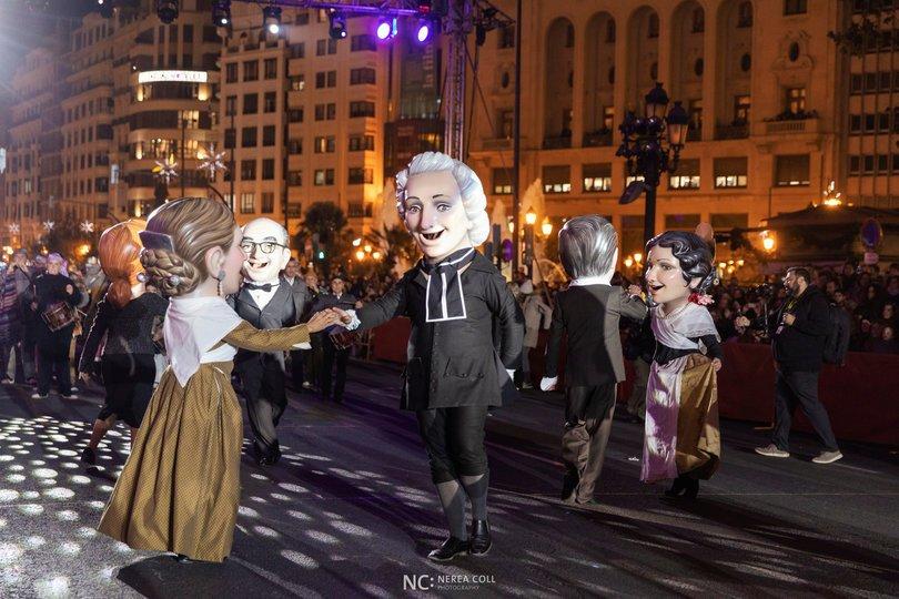 Image gallery 27: Cabalgata Reyes Magos 2019