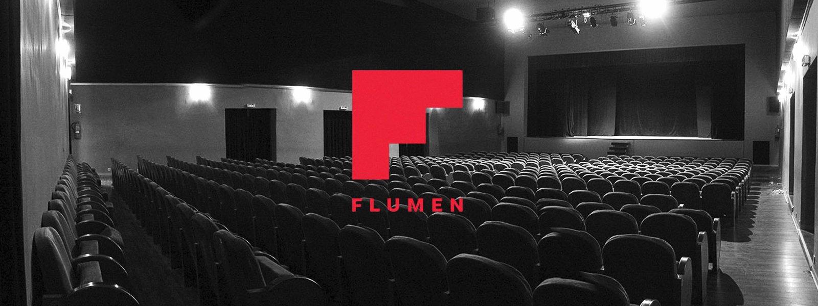 Flumen, localització per a la representació d'espectacles
