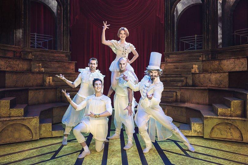 Galería de imágenes 2: Princesse de Cirque