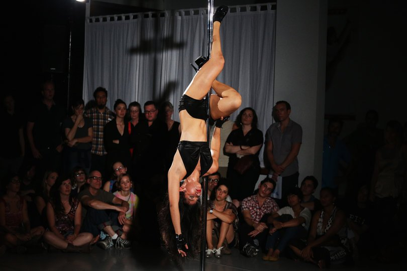 Image gallery 3: Death of the Pole Dancer