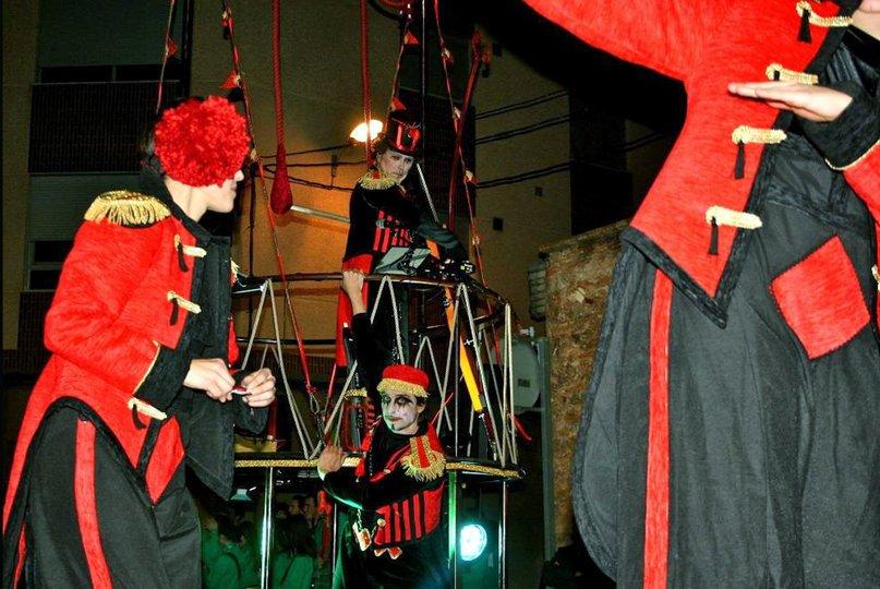 Galeria d'imatges 3: Klez 80 circus