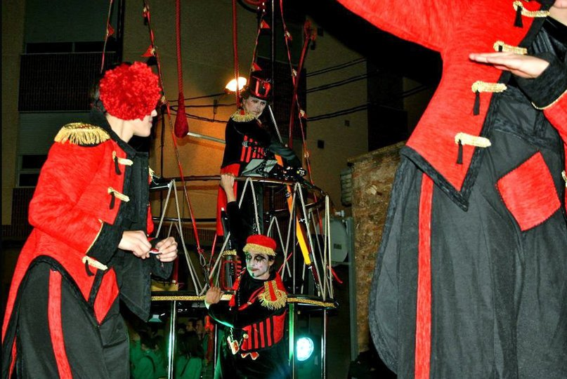 Image gallery 3: Klez 80 circus