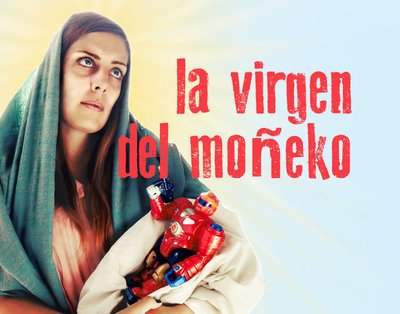 La Virgen del Moñeko