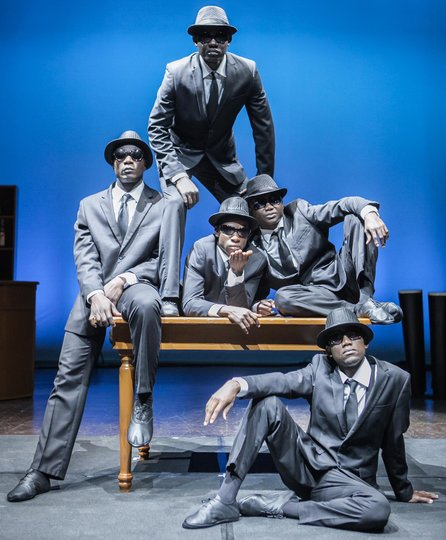 Imatge 5 de la galeria de l'espectacle The Black Blues Brothers