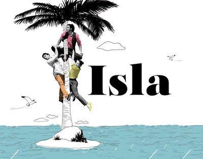 Imagen de portada del espectáculo Isla
