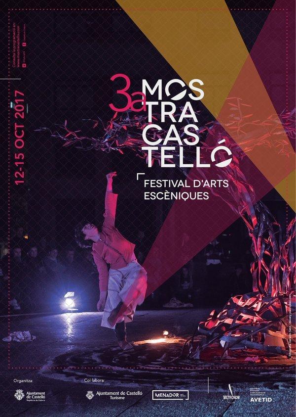 Cartel del festival Mostra Castelló