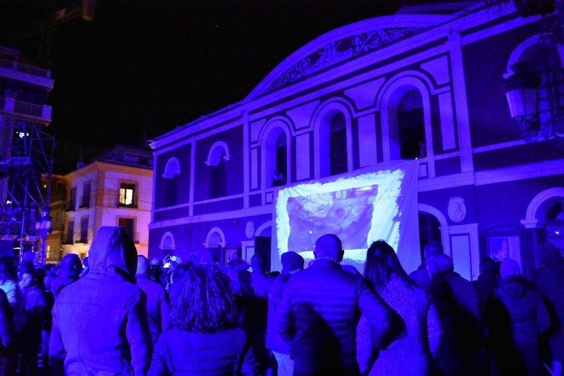 Galeria d'imatges 2: 30 aniversario teatro Guerra de Lorca