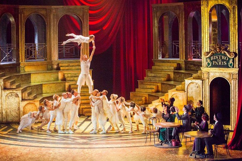 Galería de imágenes 3: Princesse de Cirque