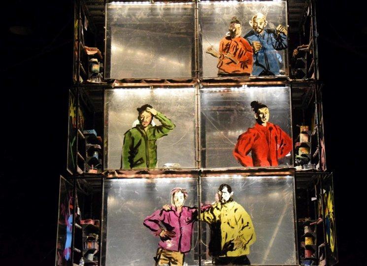 Imagen 4 de la galería del espectáculo La tortuga de Gaugin