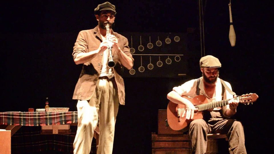Imatge 1 de la galeria de l'espectacle L'engranatge