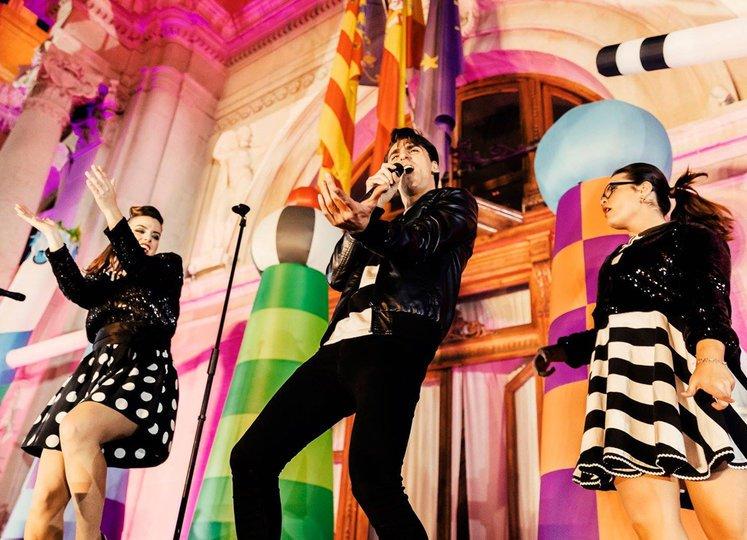Imagen 0 de la galería del espectáculo Pop's Corn: Festa Pop!