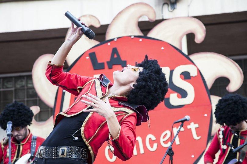 Image gallery 9: La Glüps In Concert