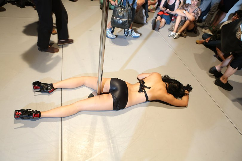 Image gallery 8: Death of the Pole Dancer