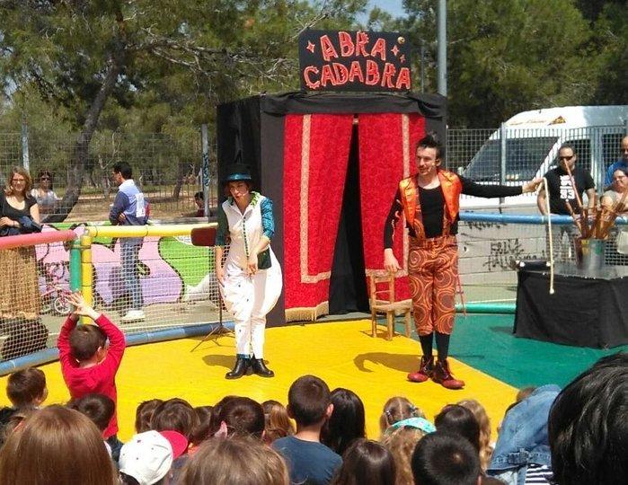 Imagen 2 de la galería del espectáculo Abracadabra