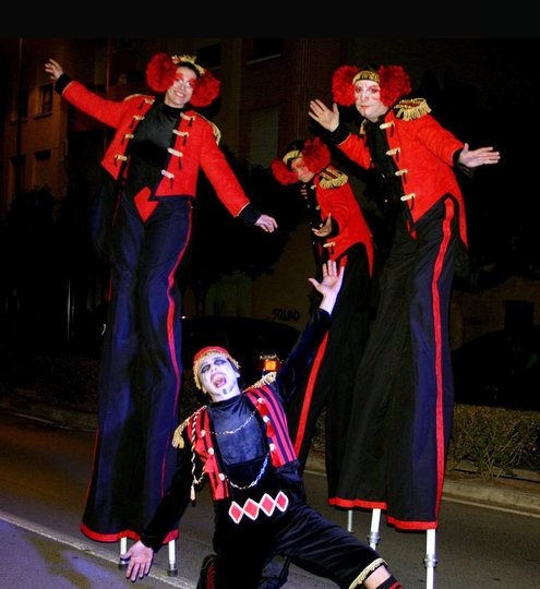 Bilder Gallerie 2: Klez 80 circus