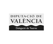 018 Diputació de València patrocinador del festival Tercera Setmana
