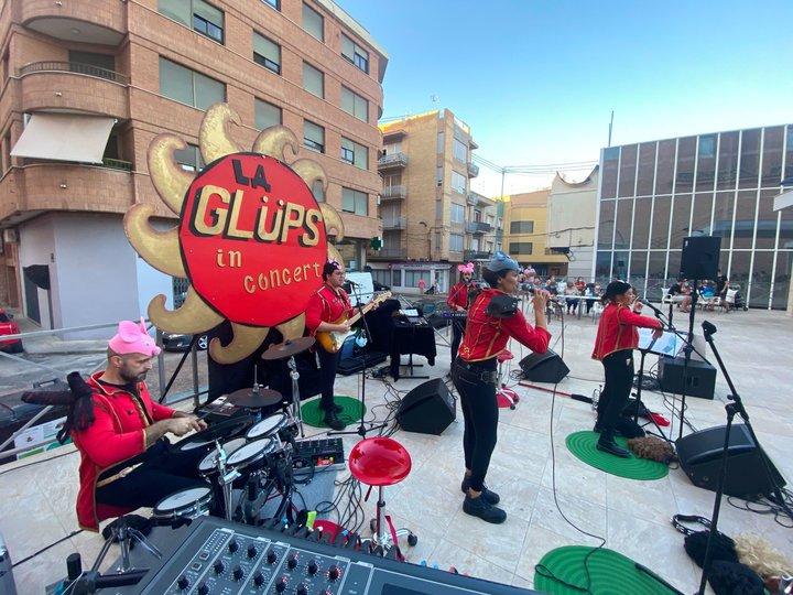 Image gallery 2: La Glüps In Concert