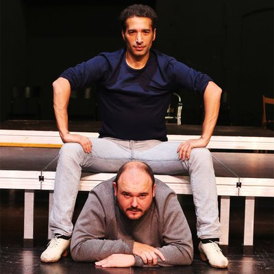 Imagen de portada del espectáculo Niño de Elche & Israel Galván