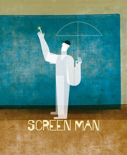 Image gallery 1: Screen Man