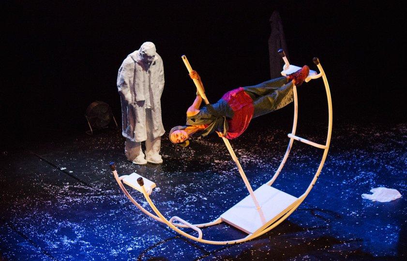 Imagen 3 de la galería del espectáculo Réfugiée Poétique