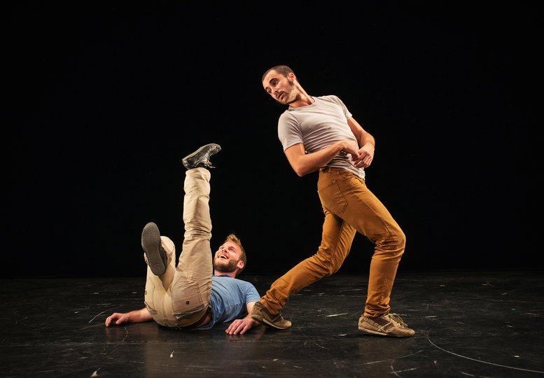 Imagen 1 de la galería del espectáculo Tu vas tomber!
