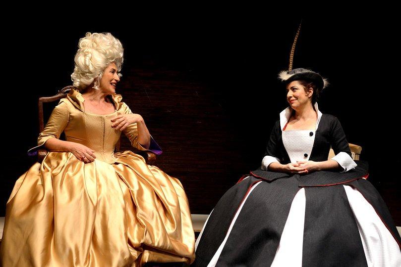 Galeria d'imatges 2: El verí del teatre / El veneno del teatro