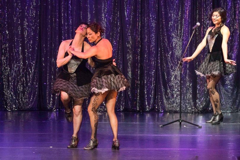 Image gallery 4: Amor reverso: Relecturas de un show nocturno