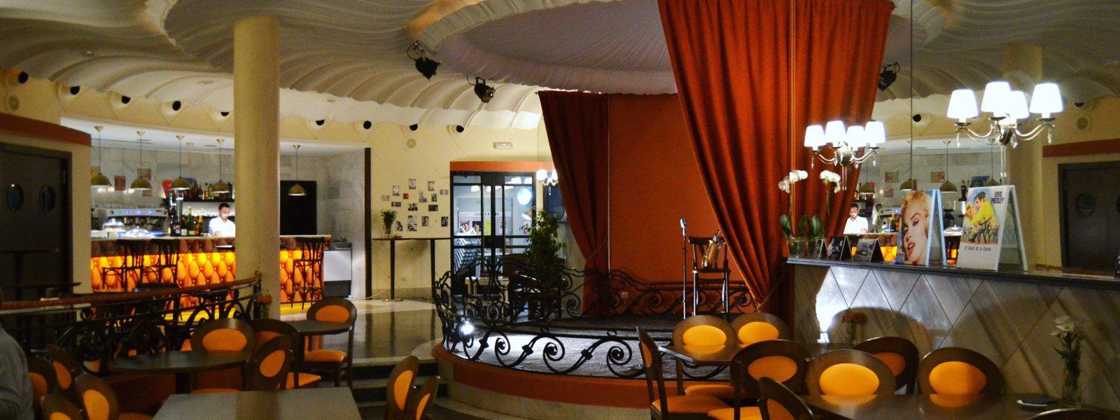 Teatre Rialto, localització per a la representació d'espectacles