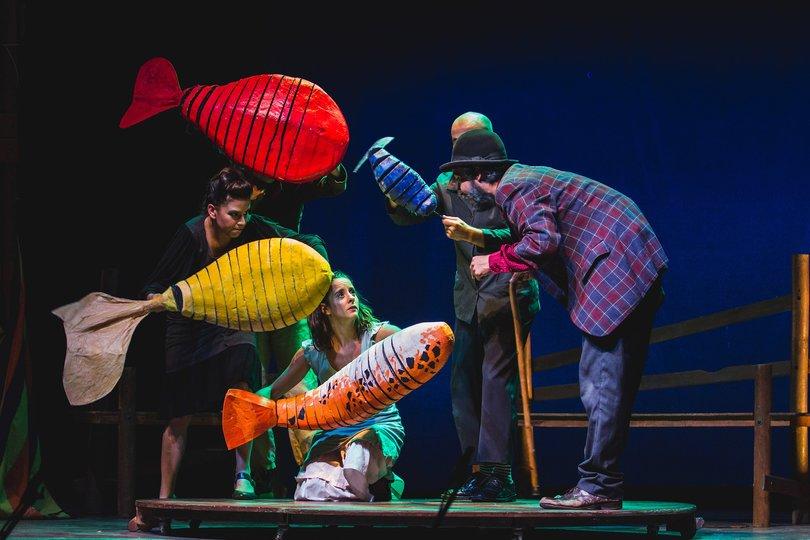 Image gallery 2: Los peces no vuelan