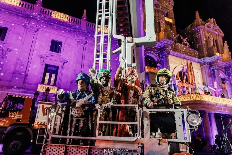 Image gallery 7: Cabalgata Reyes Magos 2019
