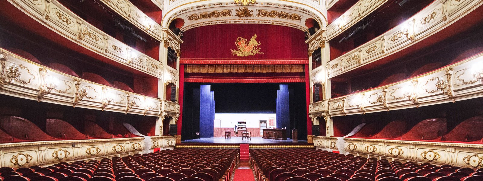 Teatre Principal de Valencia, venue for shows representation