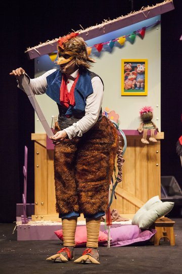 Galeria d'imatges 6: La fiesta de Donkey