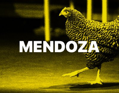 Cover image of the show: Mendoza