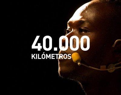 40 mil kms.