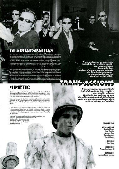 Bilder Gallerie 6: GUARDAESPALDAS