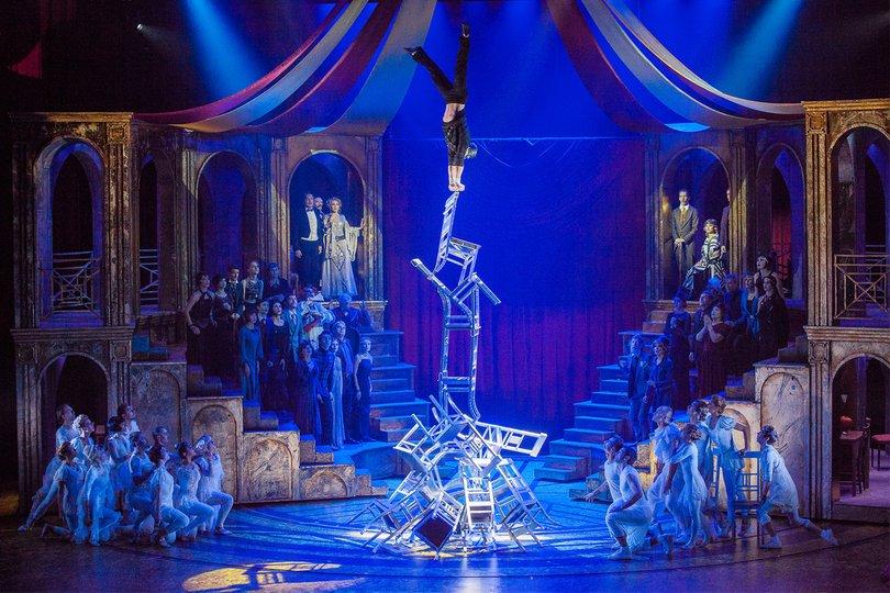 Galería de imágenes 1: Princesse de Cirque