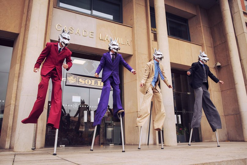 Imatge 11 de la galeria de l'espectacle The Wolves