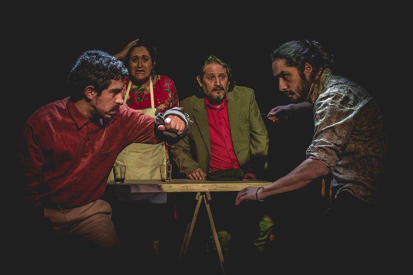 Image gallery 1: Poetas y borrachos