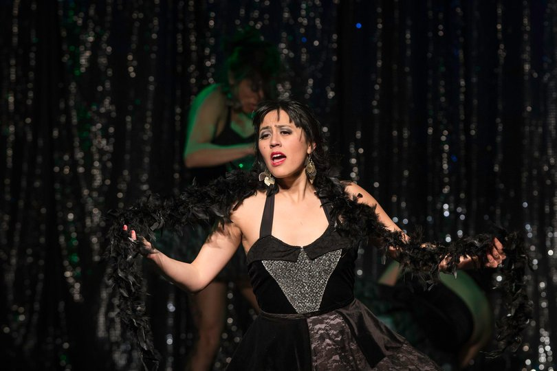 Image gallery 3: Amor reverso: Relecturas de un show nocturno