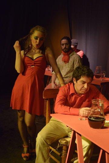 Image gallery 3: Poetas y borrachos