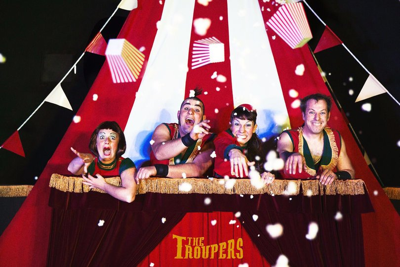 Image gallery 2: The Troupers