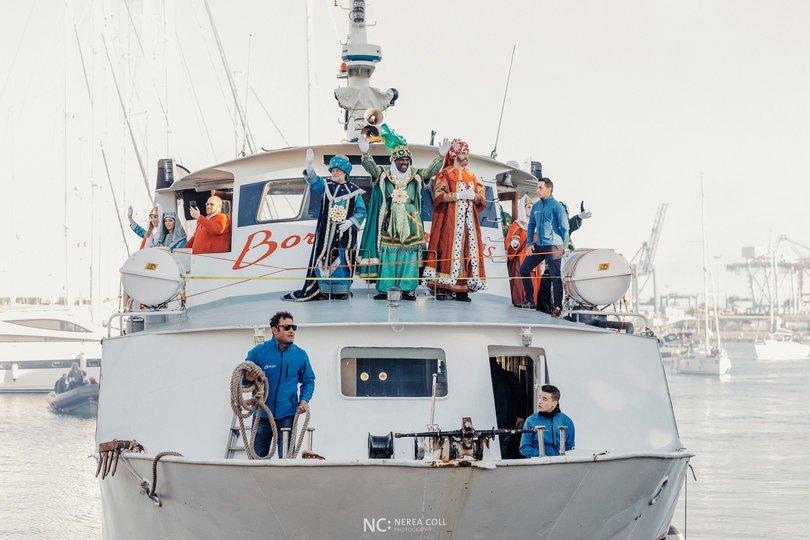 Image gallery 16: Cabalgata Reyes Magos 2019