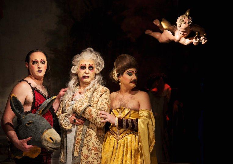 Galería de imágenes 4: Representación nocturna del Marqués de Sebregondi