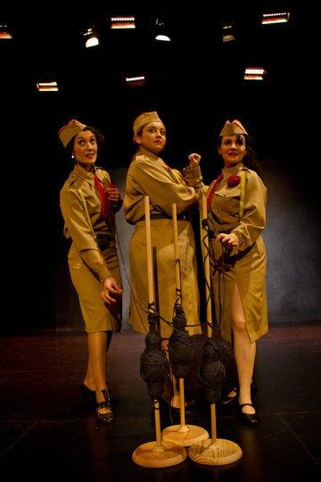 Galeria d'imatges 4: Zarzuela de Mujeres