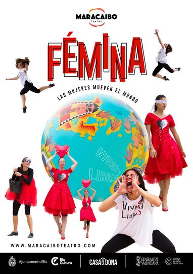 Image 0 in the gallery of the show Fémina. Las mujeres mueven el mundo