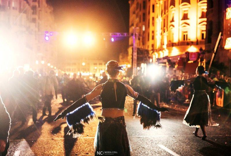 Bilder Gallerie 6: Cabalgata Reyes Magos 2018
